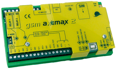 GSM Axemax
